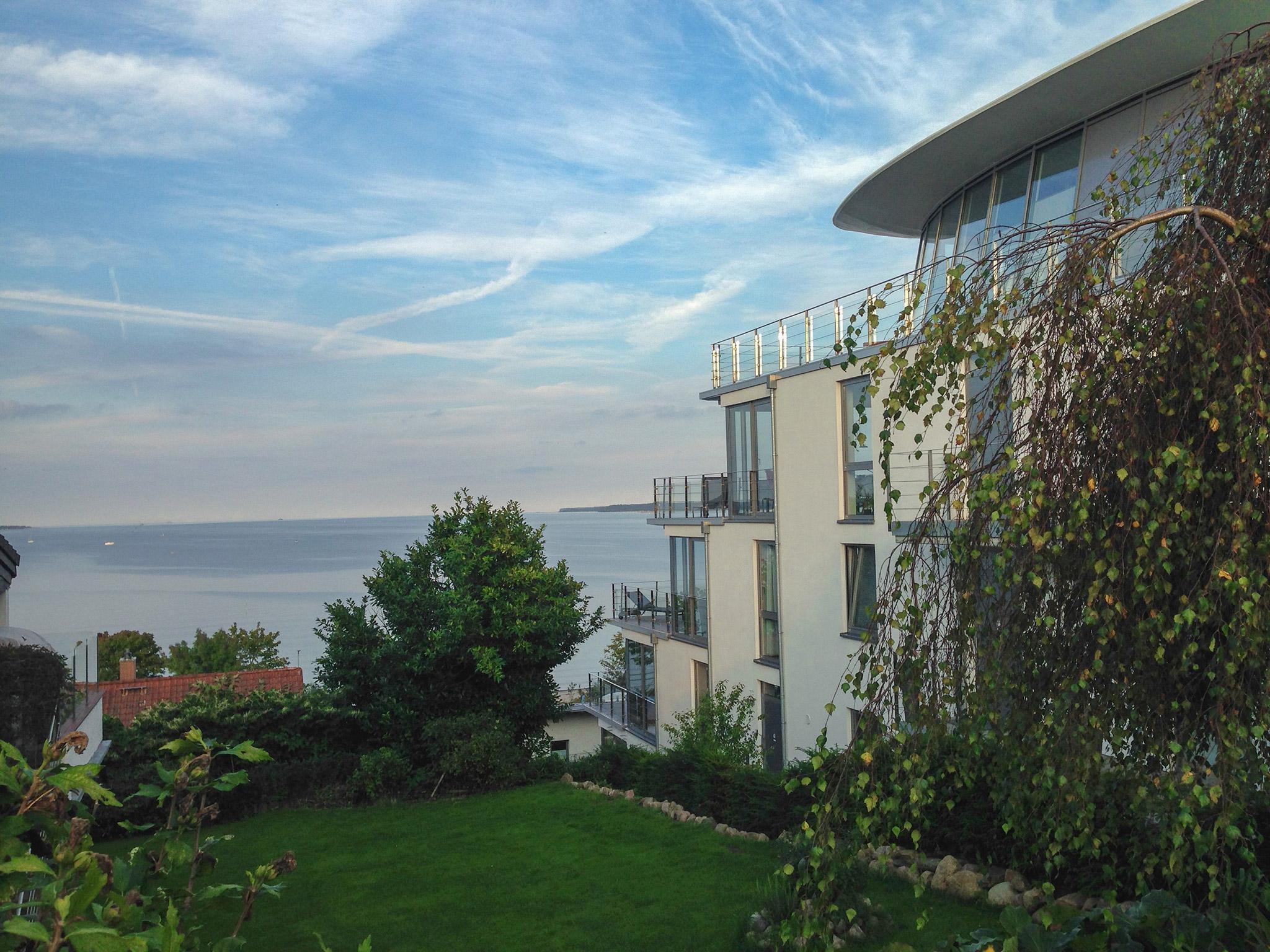 Ostsee Urlaub Mit Aussicht Triton Suite Eckernforde